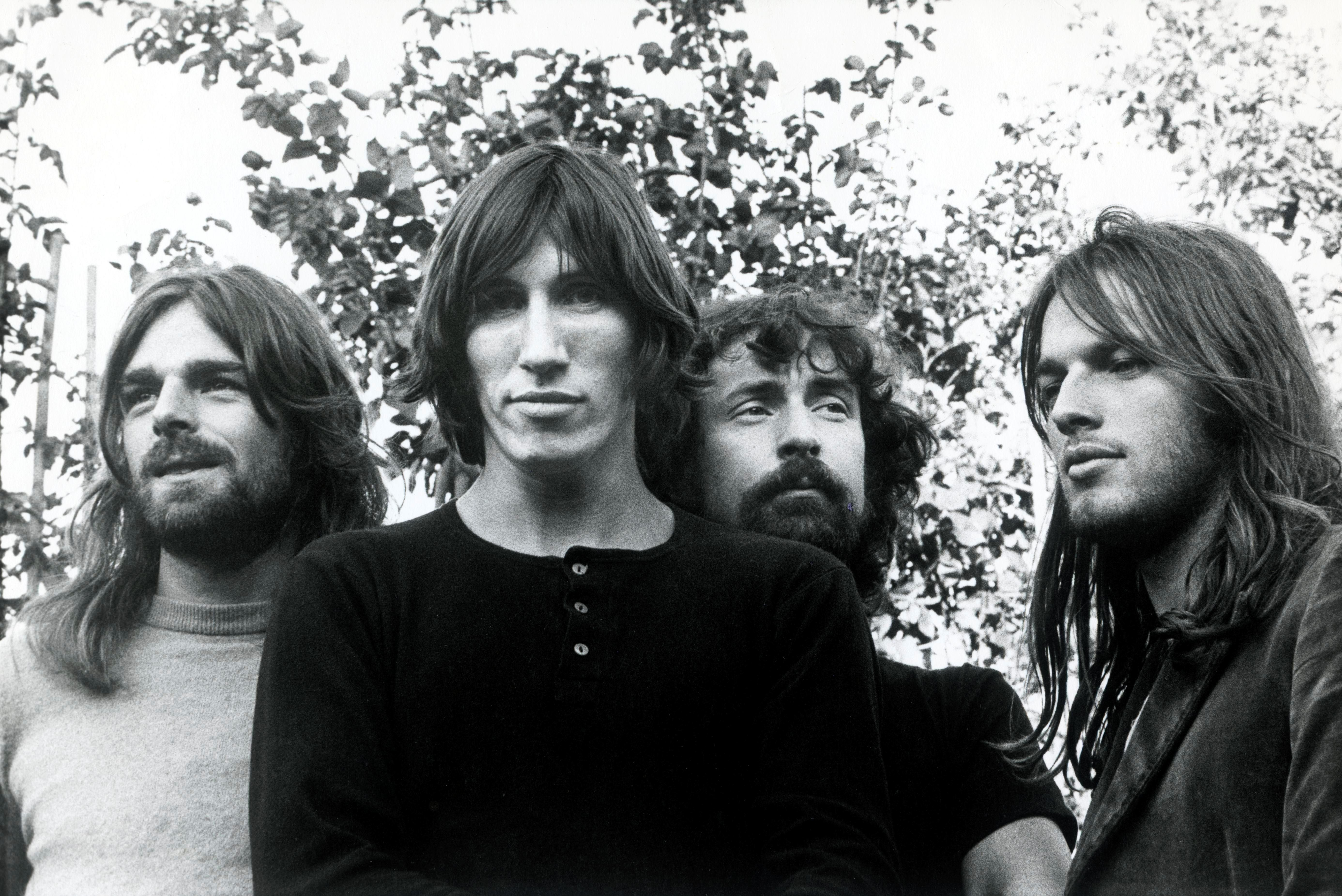Pink Floyd: Echoes, de Live at Pompeii e información