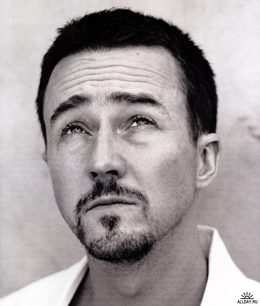 Edward Norton - Wallpaper Actress