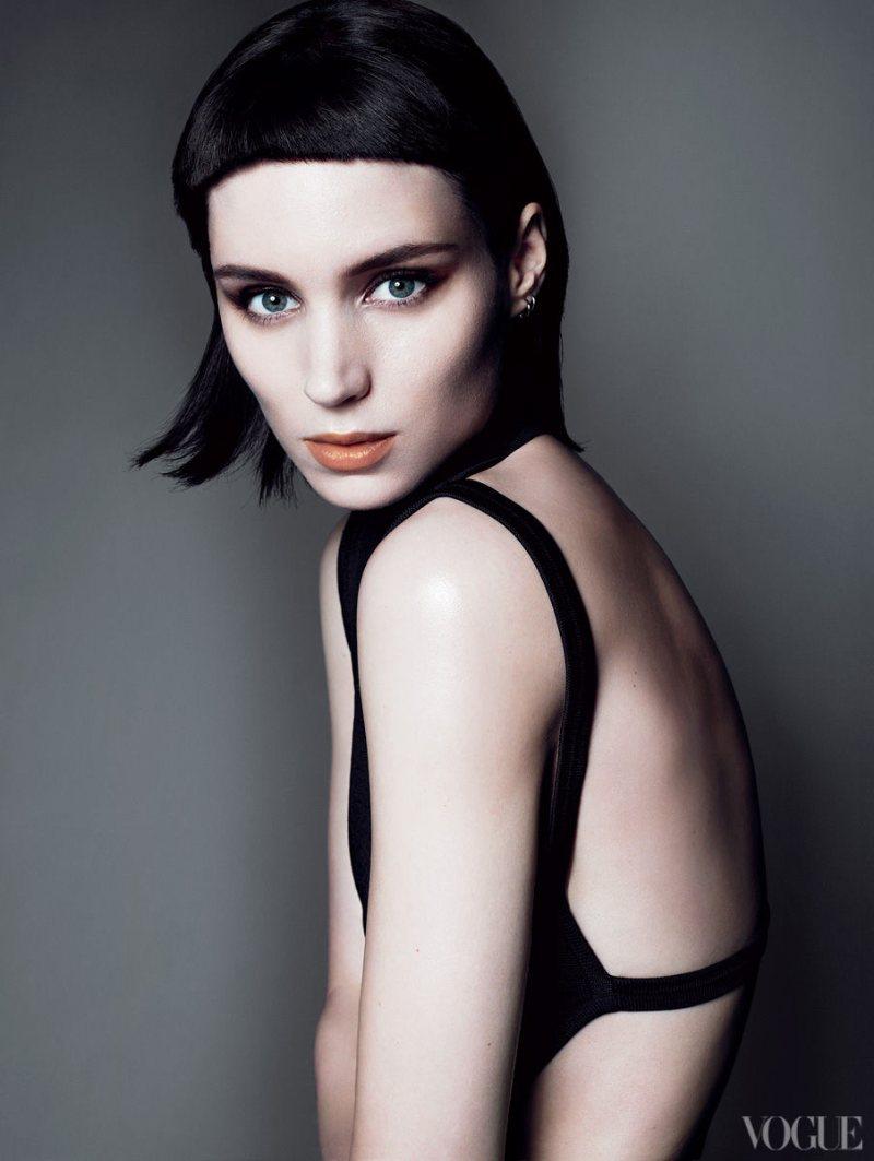 Rooney Mara - Wallpaper Hot