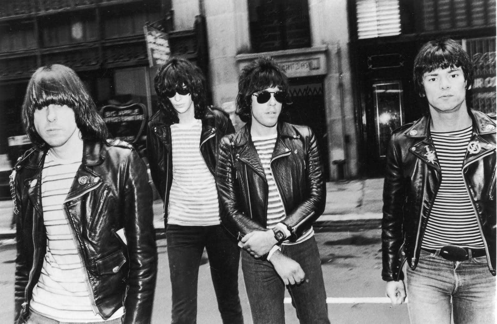 The Ramones: el mejor Punk de la historia | Cameron Frye´s ...