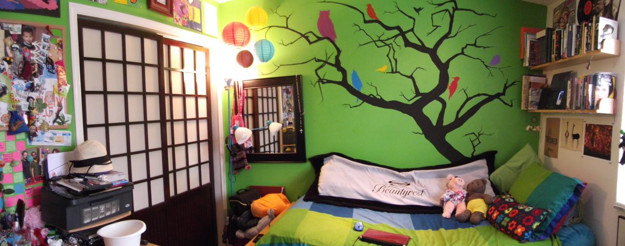 Dormitorios cameron frye s blog for Cuarto para las 7