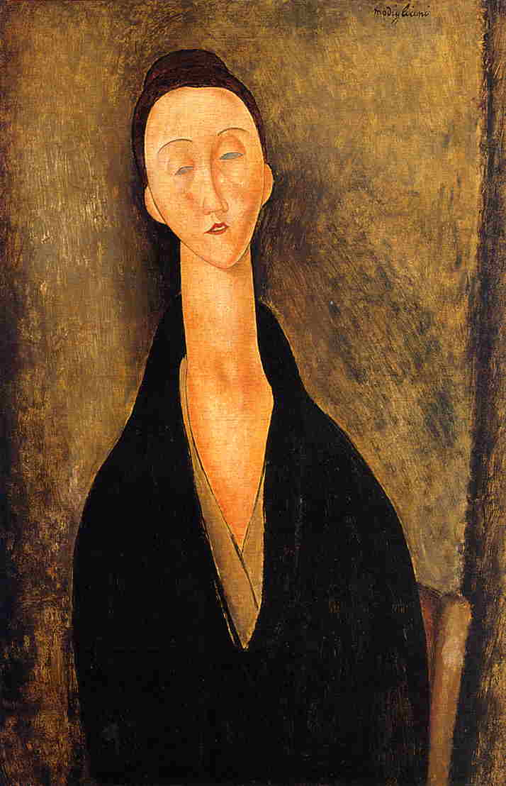 amedeo modigliani Modigliani modernized the portrait and the nude painting themes by scandalizing audiences with their depiction of features of frank, unadorned sexuality.